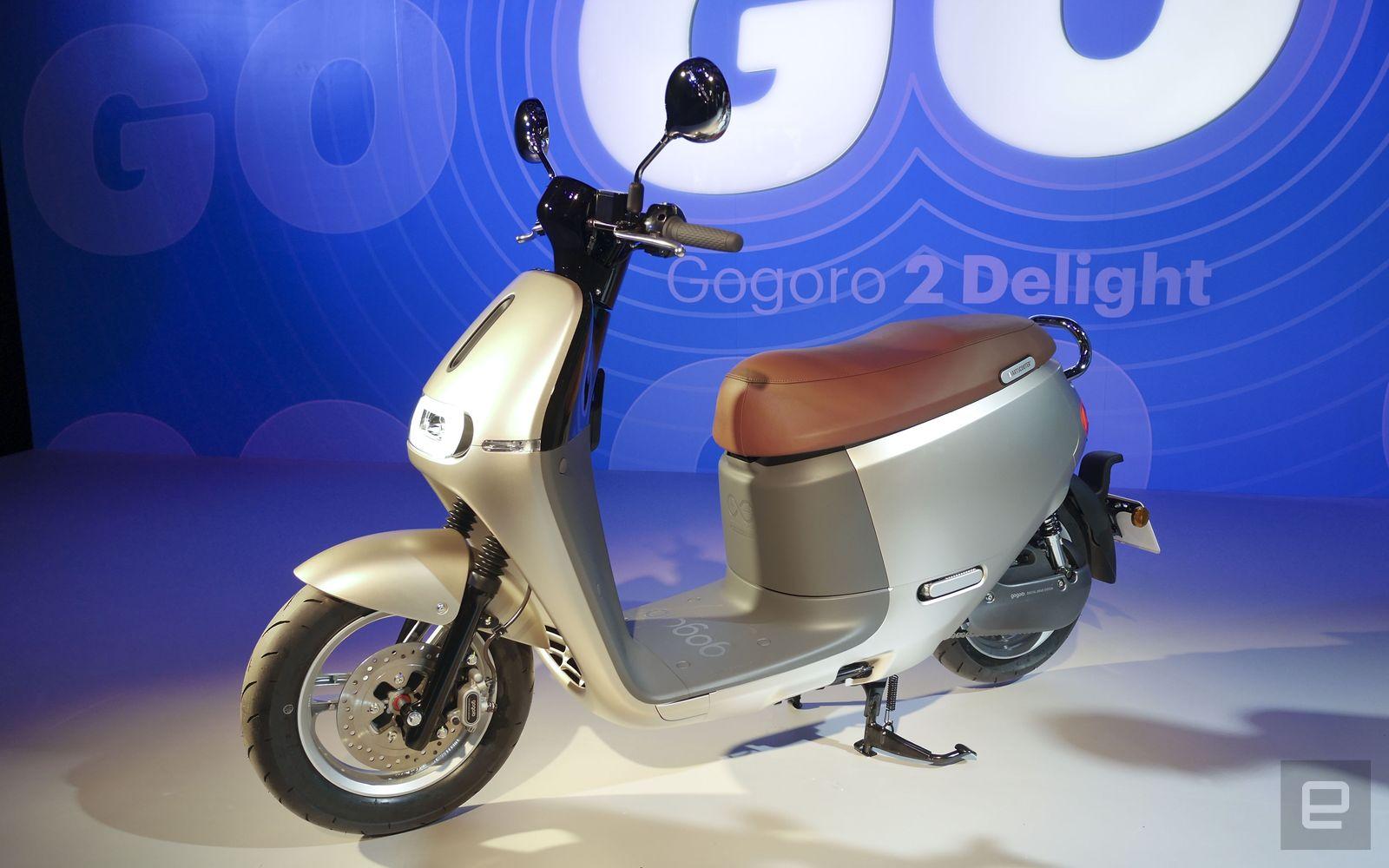 Gogoro 發表性能新車「S2」與女性向的「2 Delight」