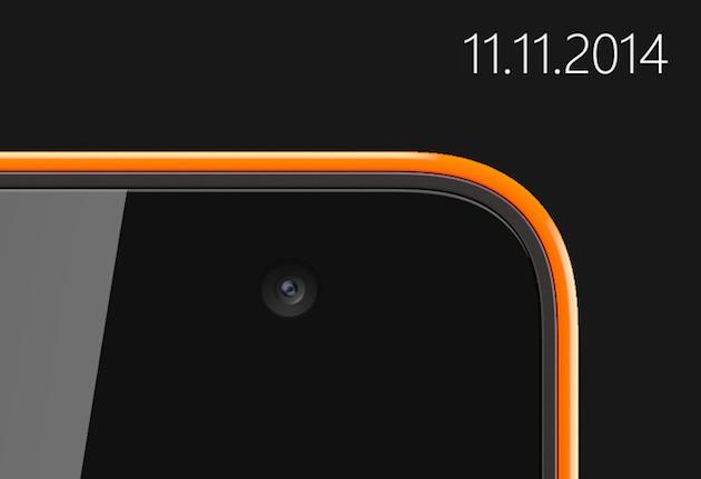 Microsoft's First Lumia