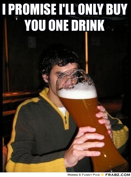 Funny, One Drink Memes