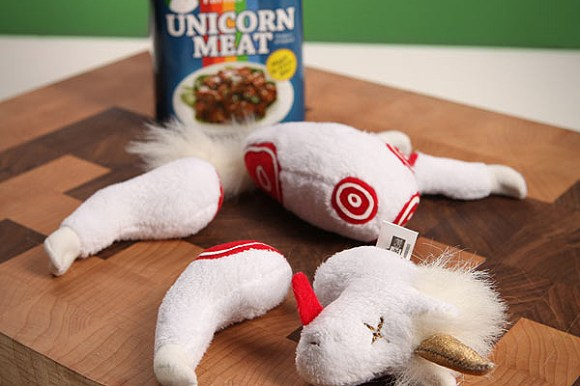 The 10 Most Ridiculous Novelty Products of 2015, Unicorn Meat