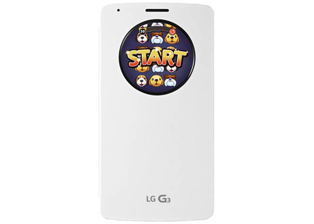 Puppy Pop on an LG G3