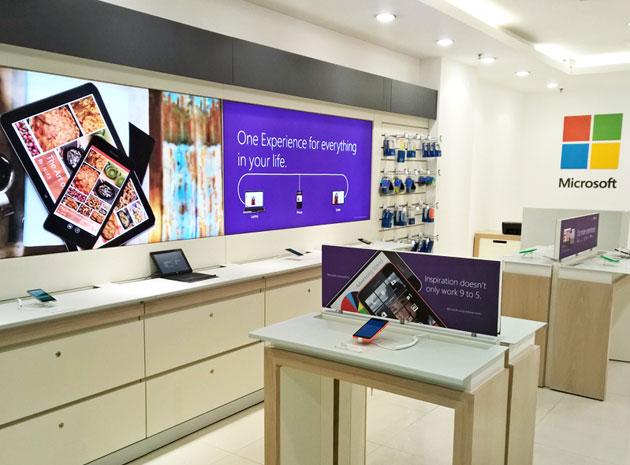Microsoft Priority Reseller store