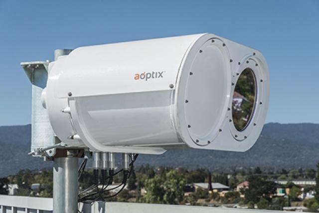 """I trasportatori stanno provando """"la laser radio"""" a portare la banda larga alle zone rurali"""