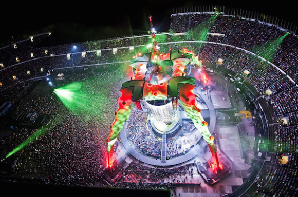 The Most Expensive Music Tours