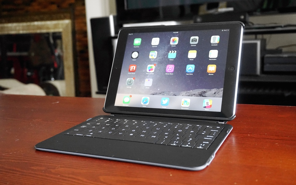La tastiera del iPad di Ryan Seacrest è sorprendente buona, ma costosa