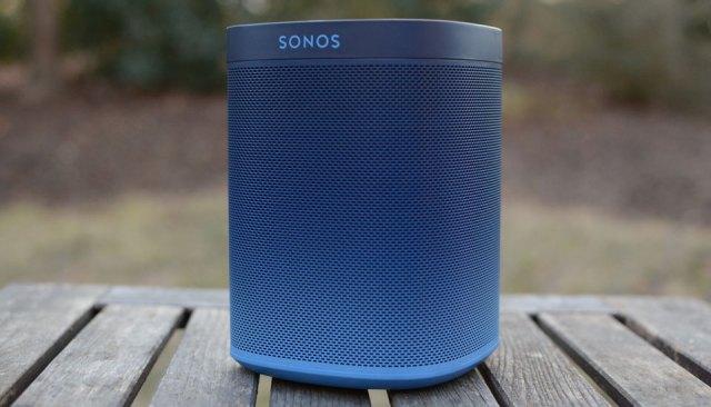 Sonos Play:1 Blue Note edition