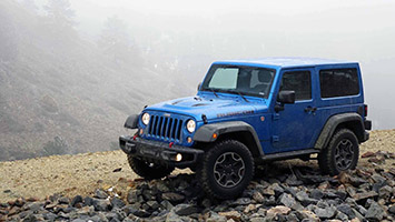 Jeep Wrangler Rubicon Hard Rock