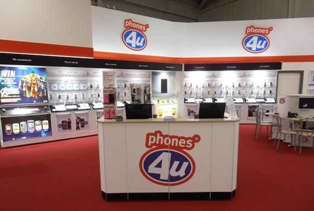 Phones4U Stores