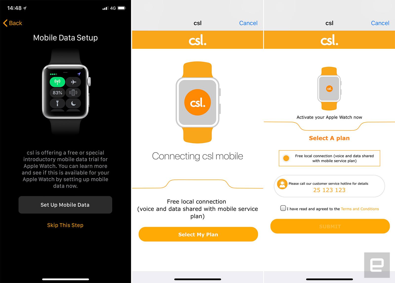 Apple Watch Series 3 LTE 版評測:隨時在線