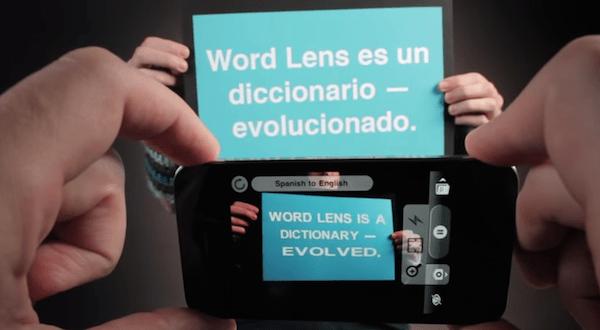 Google compra word lens