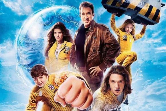 superhero movies not based on comics, zoom