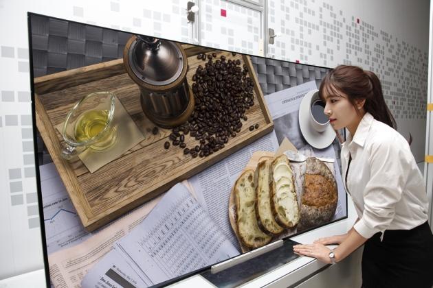 """Le speranze OLED TV del LG sono pronte per """"un anno dello sblocco"""" con ultra HD"""