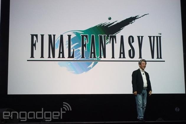 """""""Final Fantasy VII"""" sta venendo esclusivamente alla primavera 2015 di PlayStation 4"""