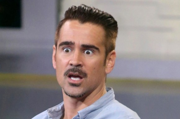 Celebrities That Are Bad In Bed, colin farrell bad in bed