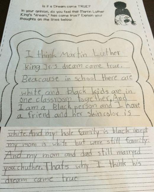 dream family essay
