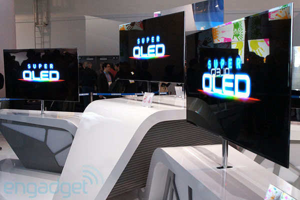 Samsung no se atreverá con las OLED TV en el 2015