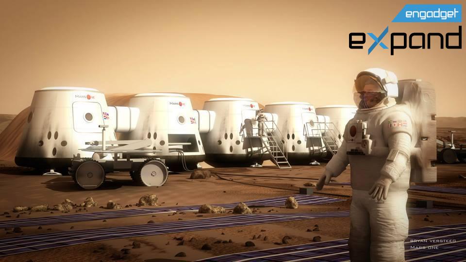 """Una colonia su Marte sarà """"il salto gigante seguente per lumanità"""""""
