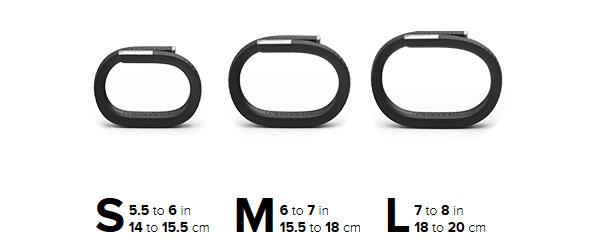 リストバンド型活動量計 Jawbone UP24 発売、Bluetooth Smart でスマホと常に同期