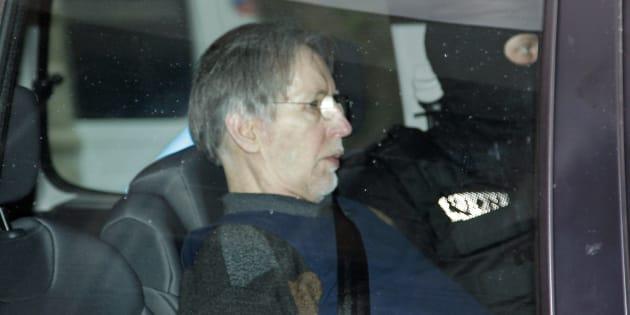 Michel Fourniret a avoué deux nouveaux meurtres (photo de 2008)