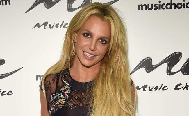 All Grown Up Britney Spears Attends Son Preston S 8th