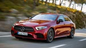 2019 Mercedes-Benz CLS First Drive Review