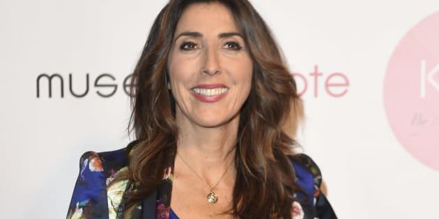 La actriz Paz Padilla durante una presentación en Madrid.