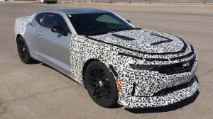 2019 Chevy Camaro Turbo 1LE Prototype Drive Review