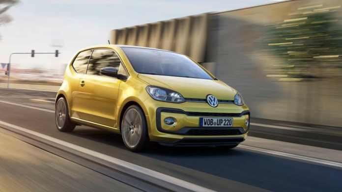 Caracteristicas Volkswagen Up 2016 México
