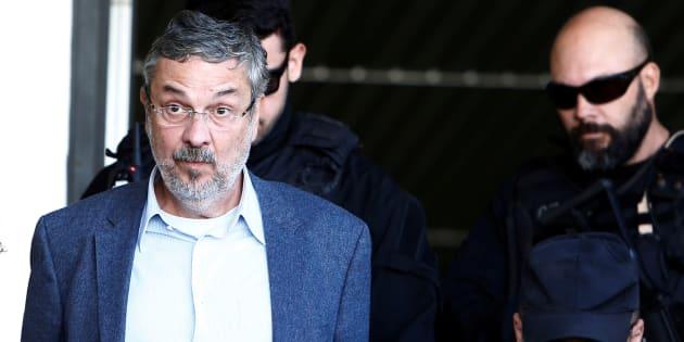 Ex-ministro está preso desde setembro de 2016.