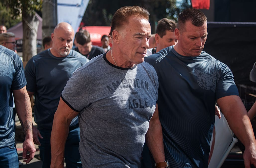 Christopher Schwarzenegger Weight Loss