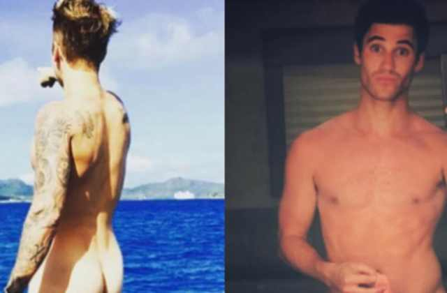 Male Celebrities Who Have Gone Totally Nude On Social Media