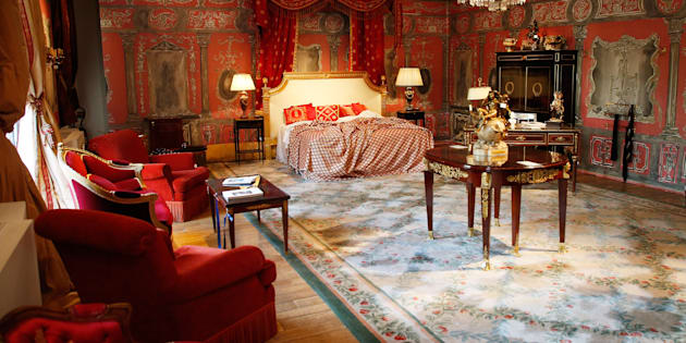 la vente aux encheres du mobilier du ritz a battu un record mondial