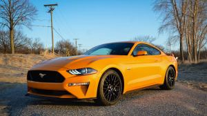 2018 Ford Mustang GT Drivers