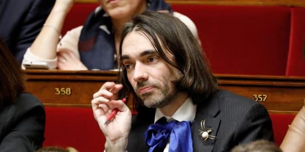 Le député LREM et mathématicien Cédric Villani.