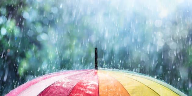 Thunderstorms Heavy Rain And Floods Hit SA HuffPost