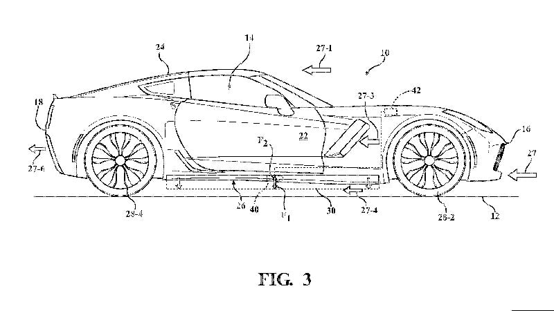 Chevy Corvette C8 could get active aerodynamics seen in GM