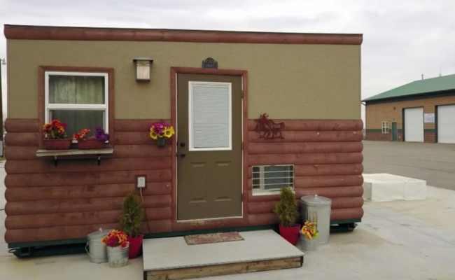 Dream Big Live Small Eco Friendly Tiny House Expands
