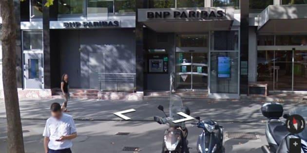Braquage raté d'une banque BNP près de l'Arc de triomphe, l'auteur blessé et interpellé