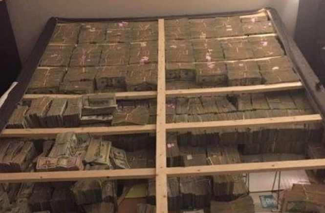 Boston Jan 5 Reuters U S Prosecutors On Thursday Announced That About 20 Million Found Under A Mattress In Massachusetts Apartment Had Been Seized