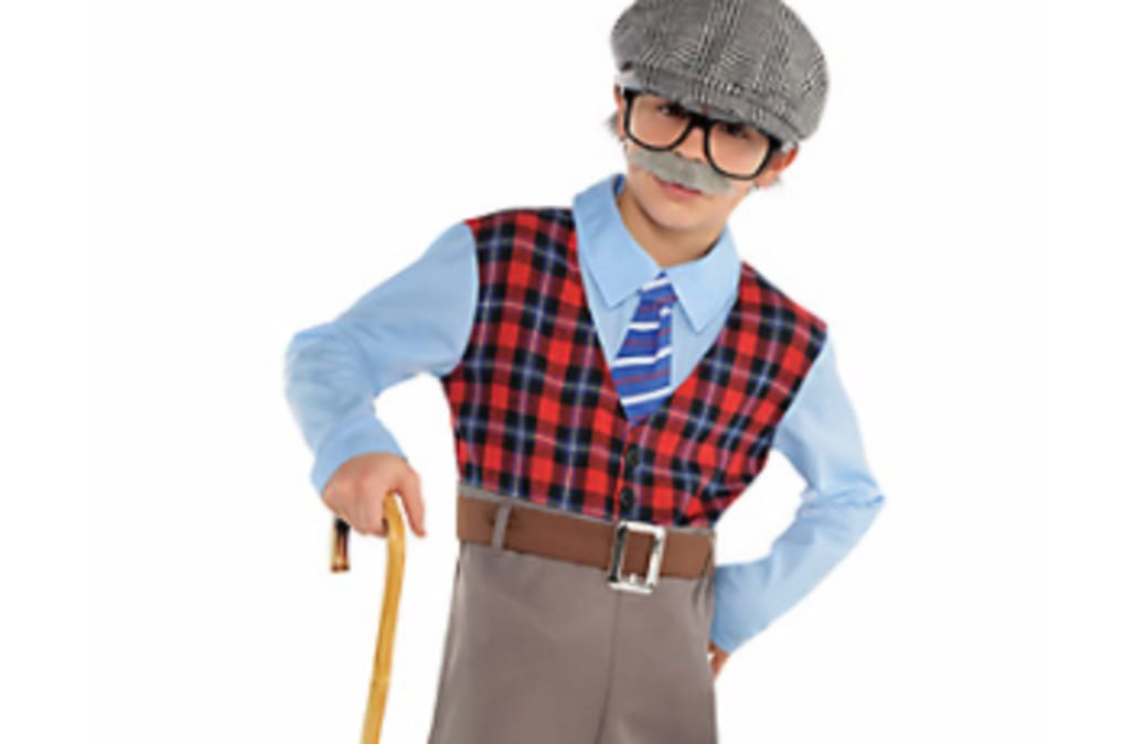 Halloween 2017: 11 Costumes For Boys