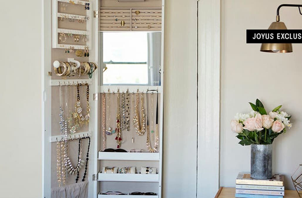 Shop This Video The Ultimate Jewelry Armoire Period