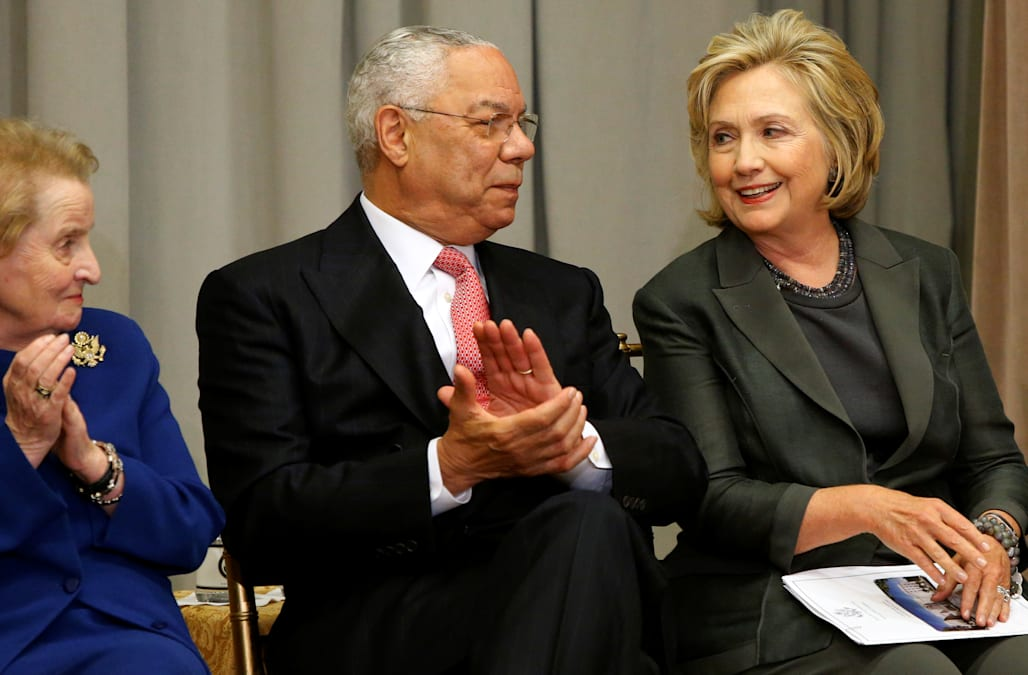 colin powell reportedly warned