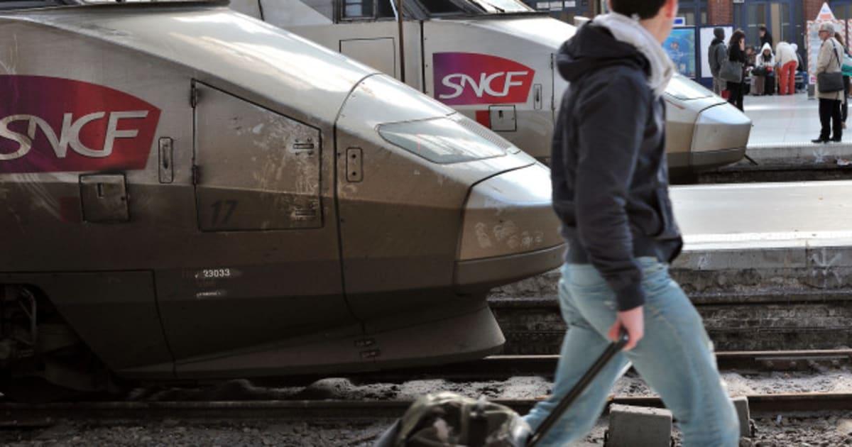 La Dchirante Rupture Sur Facebook Entre La SNCF Et Lun