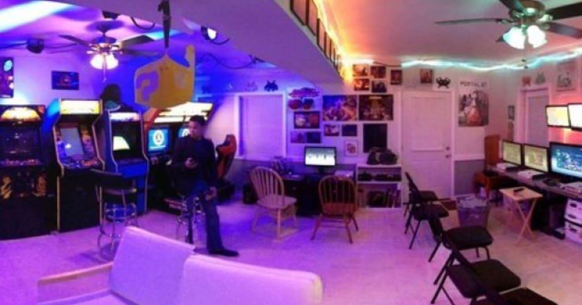 PHOTOS Jeux Vido dcouvrez le paradis des gamers  Le Huffington Post