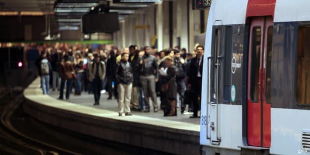 Brtigny La Ligne Du RER C Fortement Perturbe Vers Le