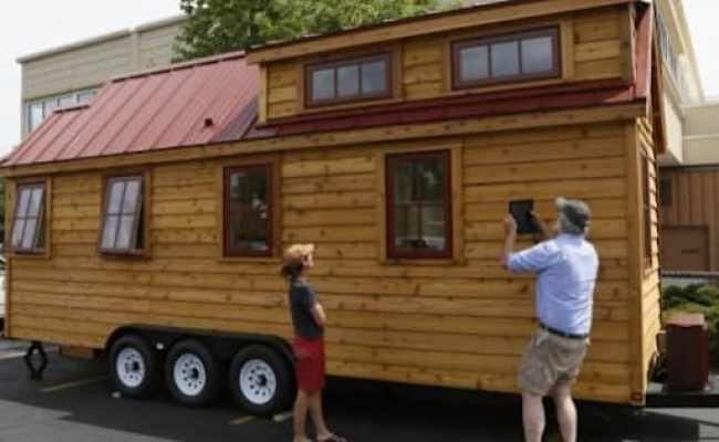 Case Piccole E A 4 Ruote L Ultima Moda Usa Tiny House