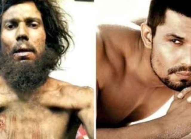 Image result for randeep hooda weight loss sarabjit