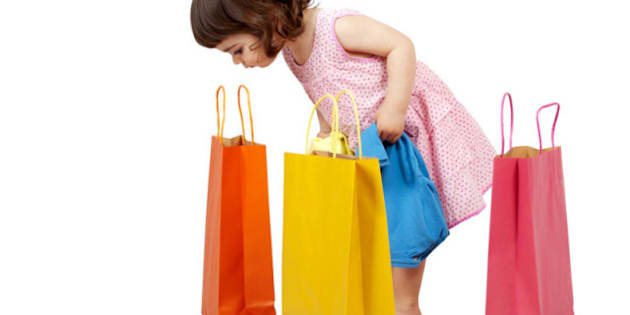 Image result for materialism and kids