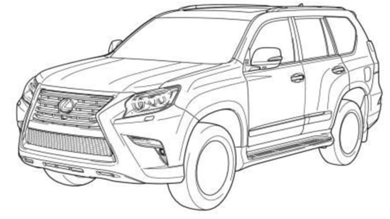 Lexus GX, Toyota Land Cruiser Prado facelifts leaked