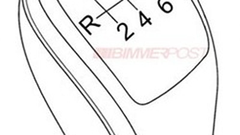 Patent application shows BMW working on seven-speed manual